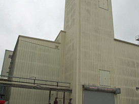 MetalFab 53,000 Gallon Silo