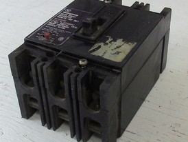 Westinghouse 3 Pole 100 Amp MCP Breaker