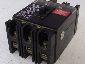 Westinghouse 3 Pole 50 Amp MCP Breaker