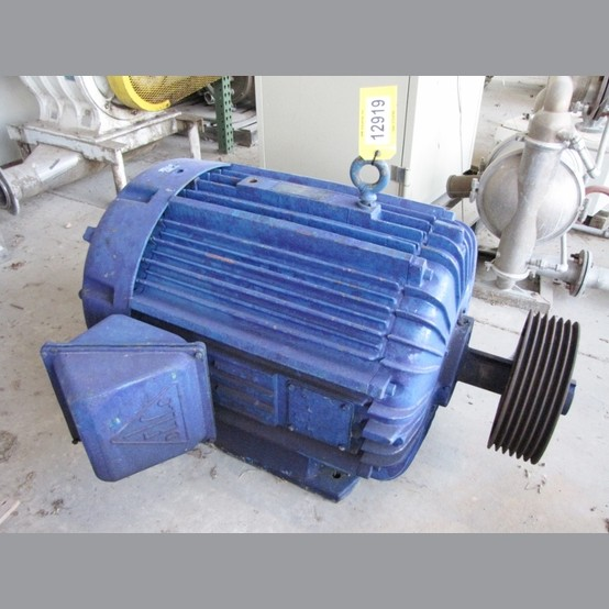 Eastern Electric Motor Supplier Worldwide Used 200 Hp