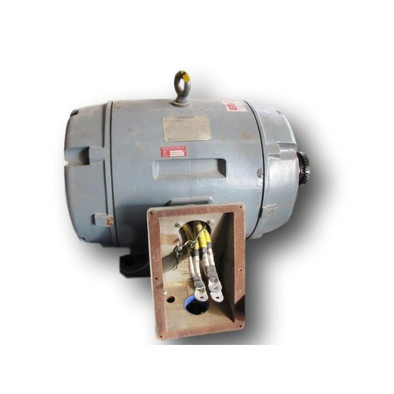 Siemens electric motor wholesale supplier used 250 hp for Used electric motors for sale
