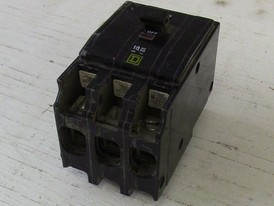 Square D 3 Pole 100 Amp Q0 Push-in Breaker