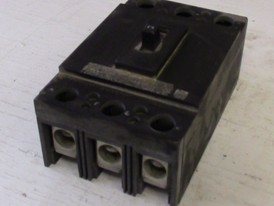 General Electric 3 Pole 225 Amp Breaker