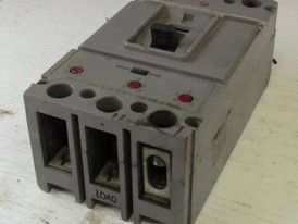 Westinghouse 3 Pole 250 Amp Breaker