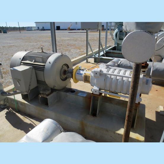 Centrifugal Pumps: Sulzer Multistage Centrifugal Pumps