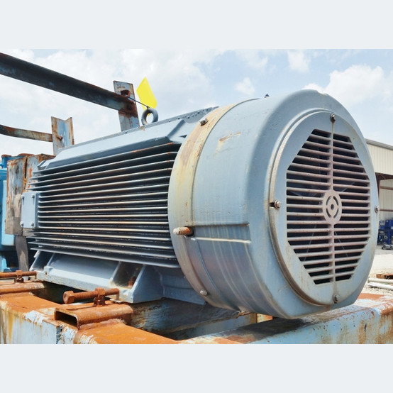 Siemens electric motor wholesale supplier used 400 hp for Used electric motors for sale