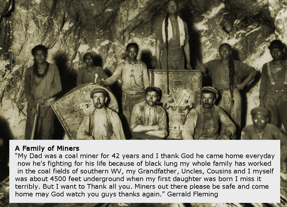 A Family of Miners