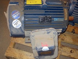 Marathon Blue Chip Severe Duty 40 HP Motor