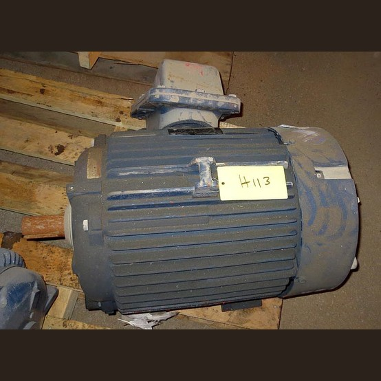 Marathon Electric Motor Supplier Worldwide Used 40 Hp