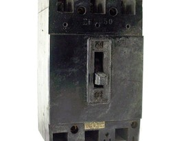 Westinghouse 3 Pole 50 Amp Breaker