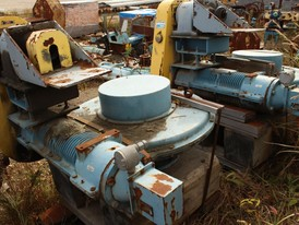 36 in Dorr Oliver Thickener Head