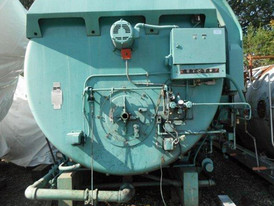 Cleaver Brooks 500 HP Firetube Boiler