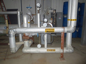 Feedwater & Softener System
