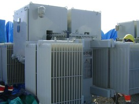 Areva 2000 kVA Distribution Transformer