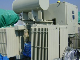 Areva 4000 kVA Distribution Transformer