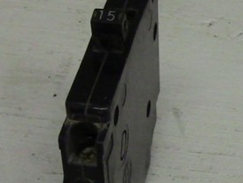 ITE 1 Pole 15 Amp Push-in Breaker