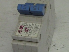 Federal Pioneer 2 Pole 15 Amp Push-in Breaker