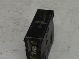 Siemens 1 Pole 40 Amp Push-in Breaker