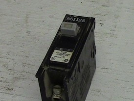 Cutler Hammer 1 Pole 40 Amp Push-in Breaker
