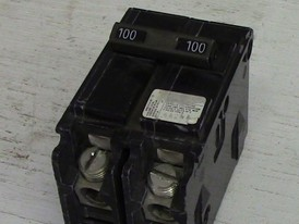Siemens 2 Pole 100 Amp Push-in Breaker