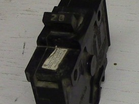 Federal Pioneer 1 Pole 20 Amp Type NA Push-in Breaker