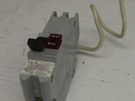 Federal Pioneer 1 Pole 15 Amp GFCI Type Na Push-in Breaker