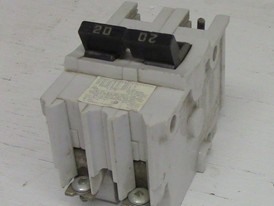 Federal Pioneer 2 Pole 20 Amp Type NB Bolt-on Breaker