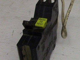 Federal Pioneer 1 Pole 15 Amp GFCI Type NB Bolt-on Breaker