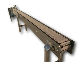 6 in x 15 ft Channel Conveyor