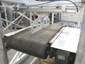 20 in x 4 ft Reject Belt Conveyor