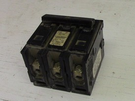 Westinghouse 3 Pole 40 Amp Push-in Breaker