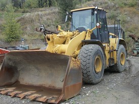 Caterpillar 962G Loader