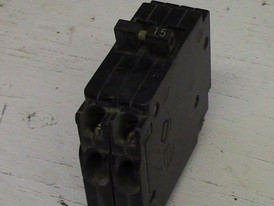 ITE (BlueLine) 2 Pole 15 Amp Push-in Breaker