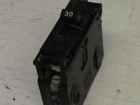 Siemens 1 Pole 30 Amp Type BQ Bolt-on Breaker