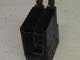 Square D 2 Pole 15 Amp Bolt-on Breaker