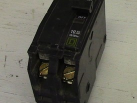 Square D 2 Pole 20 Amp Push-in Breaker