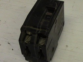 Square D 2 Pole 40 Amp Bolt-on Breaker