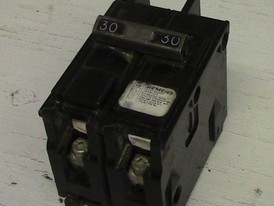 Siemens 2 Pole 30 Amp Type BQ Bolt-on Breaker