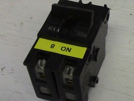 Federal Pioneer 2 Pole 40 Amp Type NA Push-in Breaker