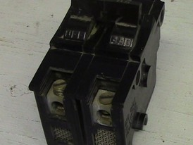 Federal Pioneer 2 Pole 50 Amp Type NA Push-in Breaker