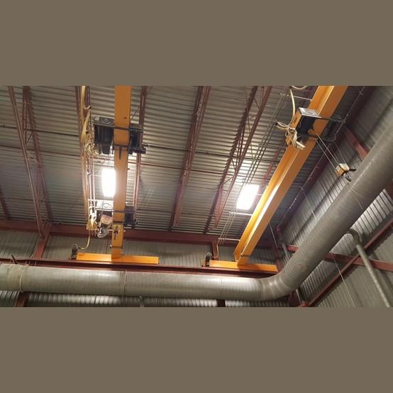 Overhead Crane Warning Horn : Kone overhead crane supplier worldwide used ton