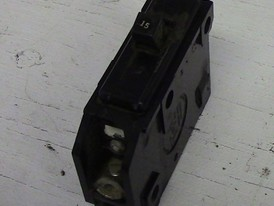 Crouse-Hinds 1 Pole 15 Amp Bolt-on Breaker