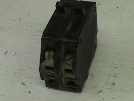 CEB, Commander 2 Pole 50 Amp Bolt-on Breaker