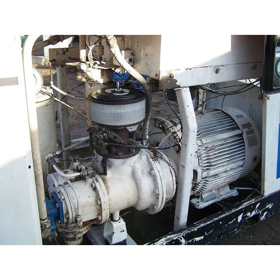 Ingersoll Rand 300 Cfm Electric Air Compressor