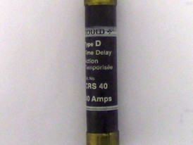 Gould 40 Amp Type D Fuse