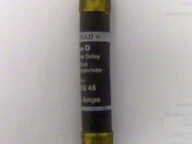 Gould 45 Amp Type D Fuse