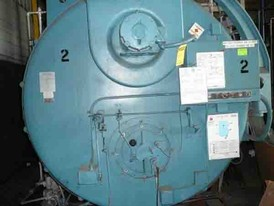 Cleaver Brooks 300 HP Firetube Boiler
