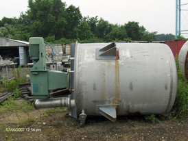 Lightnin 74C Agitator Mixing Tank