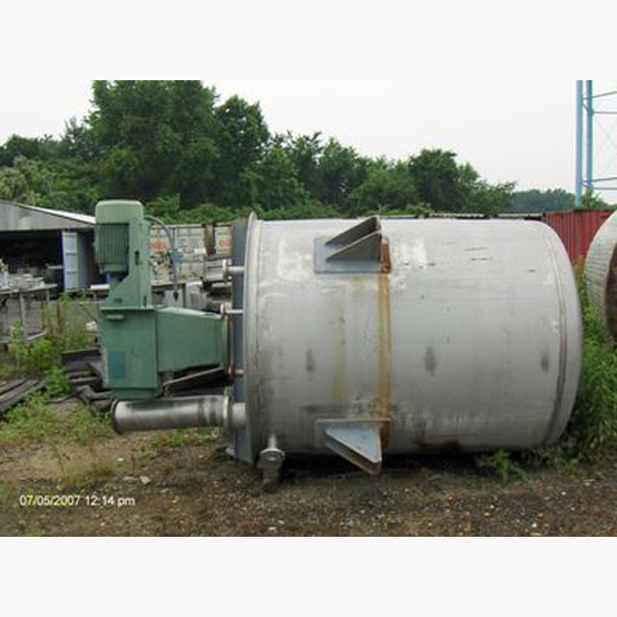 Stationary Agitation Tank For Sale In Dubai Xinhai