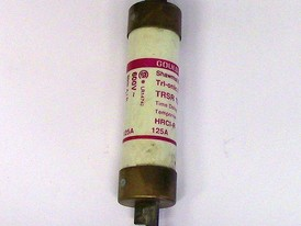 Gould 125 Amp Type D Fuse
